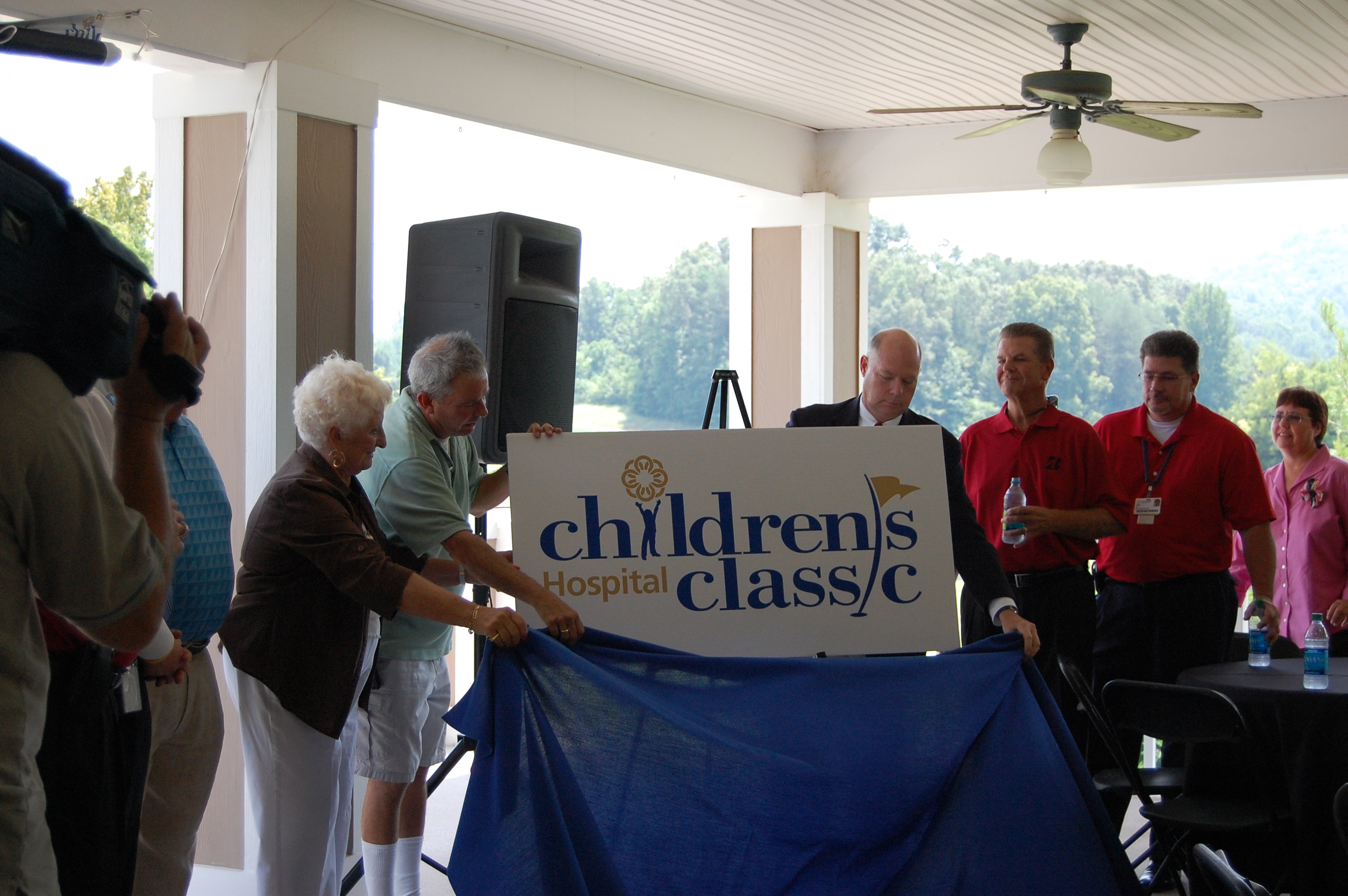 "CHATTANOOGA CLASSIC RENAMED ""CHILDREN'S HOSPITAL CLASSIC"";"