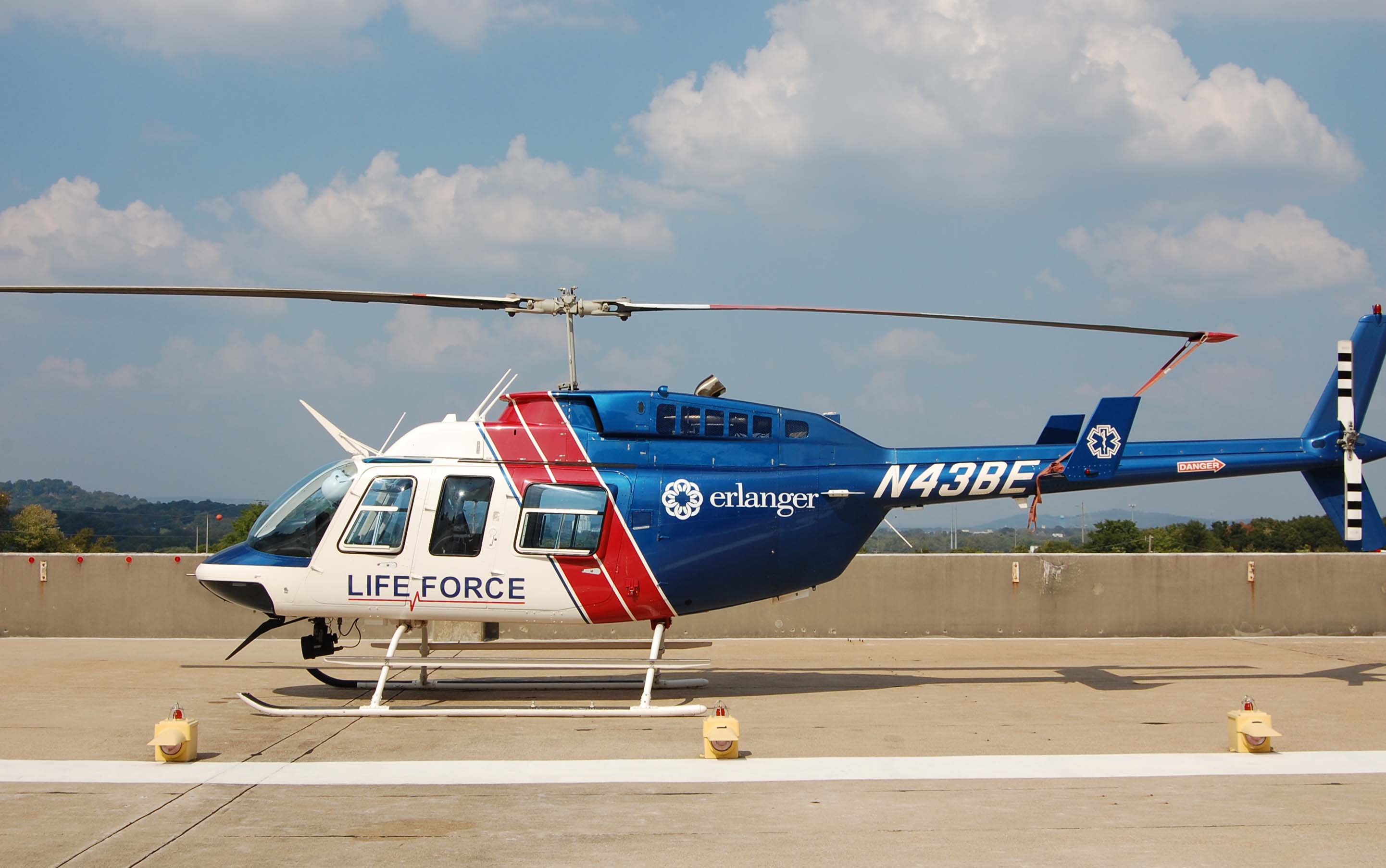 100% of LIFE FORCE flight nurses and paramedics are now board certified