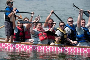 Children's Hospital counts down to the 7th Annual Dragon Boat Festival