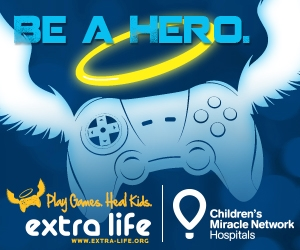 """Chattanooga gamers support Children's Hospital at Erlanger with """"Extra Life"""""""