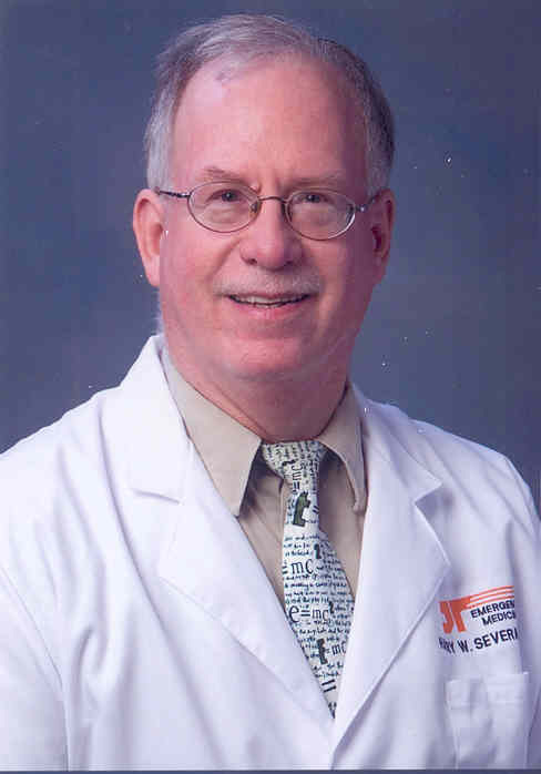 Dr. Harry Severance named to Duke University Cooperative Cardiovascular Society Board of Directors