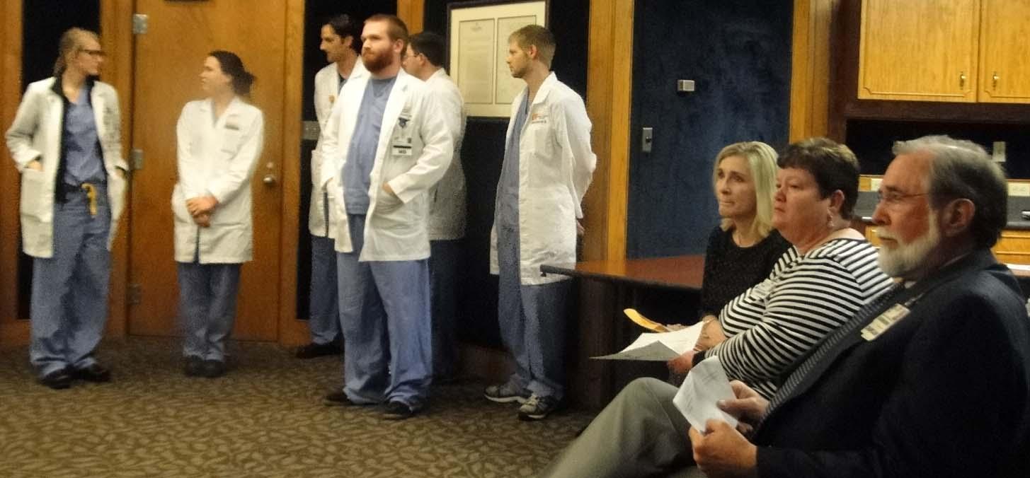 Erlanger's Chest Pain Center Named In Honor of Dr. Francis Fesmire