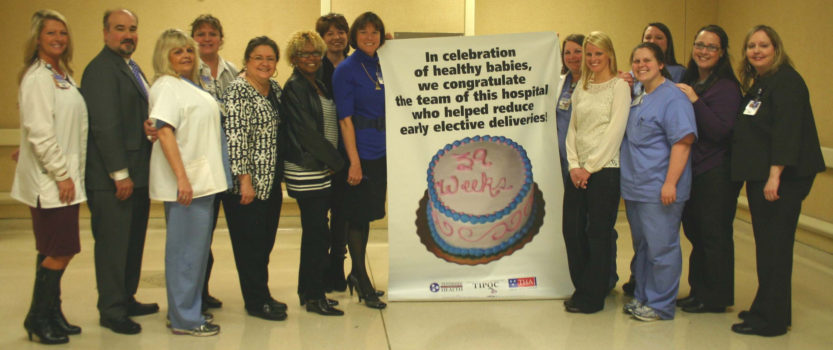 Tennessee Hospital Association Recognizes Erlanger's Labor & Delivery Teams