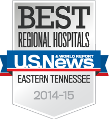 Erlanger Named Best Hospital4th Straight Year; Ranked One of America's Top Hospitals byU.S. News & World Report