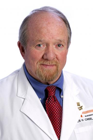 Dr. James Creel marks 30 years of board certification in emergency medicine