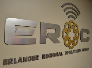 Sneak preview of the new Erlanger Regional Operations Center Friday, February 20