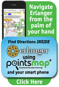 New navigational software now available for Erlanger patients, visitors