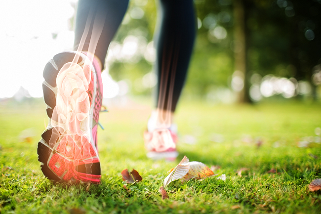 Prevent bone loss with calcium and exercise