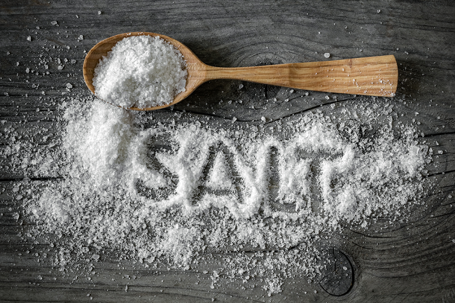 High blood pressure? Cut salt from your diet