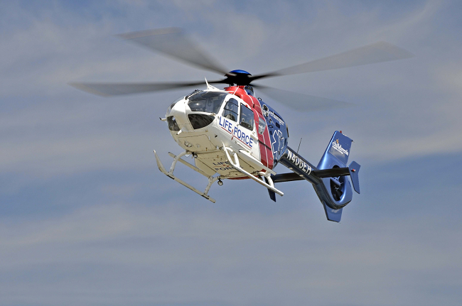 VIDEO: Erlanger adds a fifth helicopter to LIFE FORCE fleet