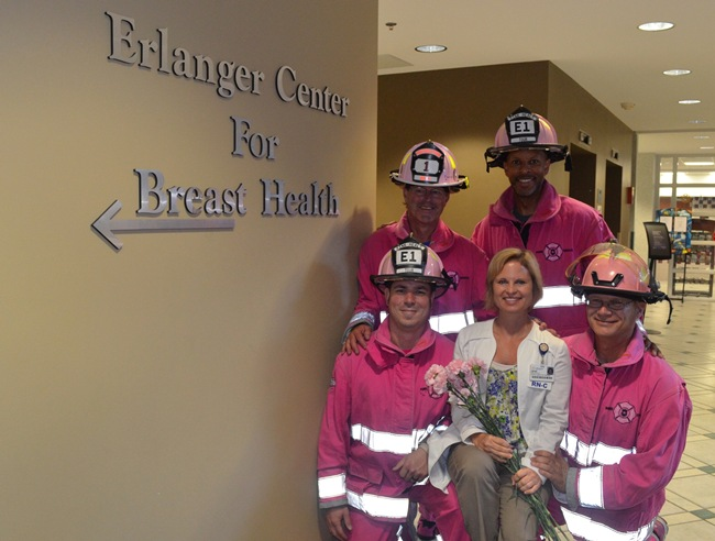 Erlanger helps you navigate your breast cancer journey