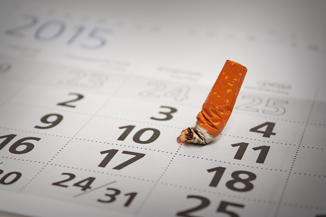 Kick the habit: Take part in the Great American Smokeout