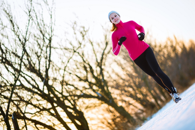 4 Tips for Training in Cold Weather