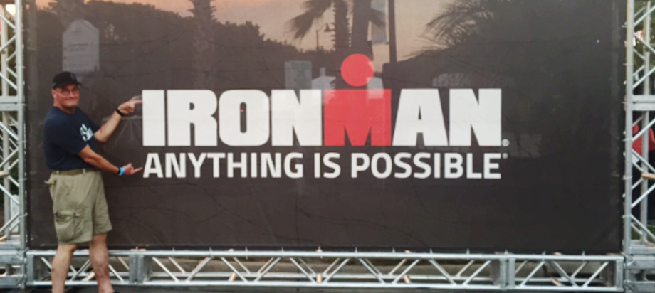 Bariatric surgery paved the way to Ironman