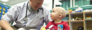 Making strides in childhood leukemia