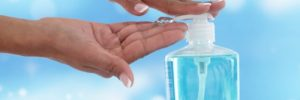 Hand sanitizer: Does it really work?