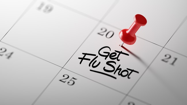 The flu vaccine: A shot of prevention