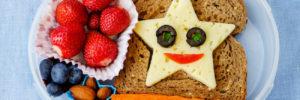 Healthy (and fun) lunchbox ideas