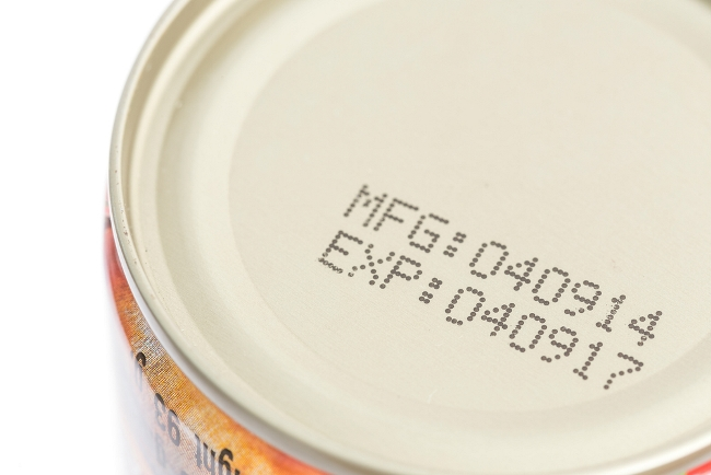 "Understanding the ""expiration"" dates on food"