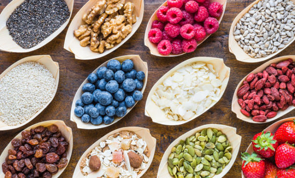Much ado about superfoods
