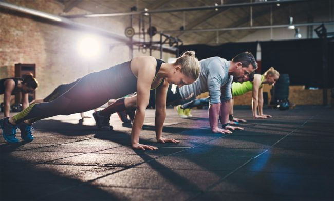 Finding the right balance of physical activity