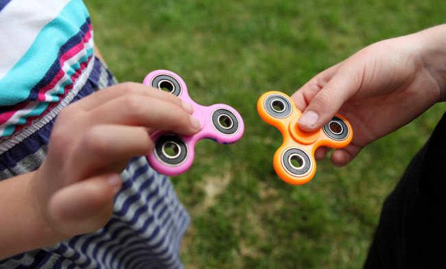 fidget spinner blog