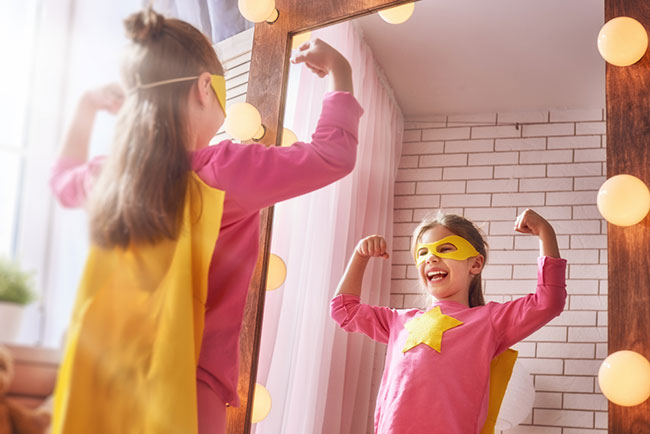Is your child's body image healthy?