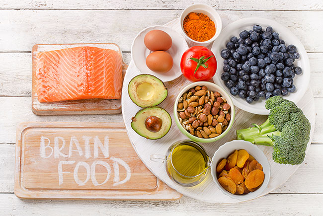 Food  for thought: 5 Brain-boosting foods