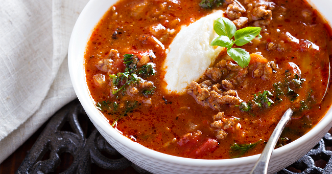 Healthy Recipe: Lasagna soup