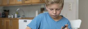 Diabetes & kids — A growing concern