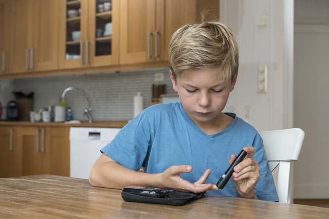 Diabetes & kids — A growing concern