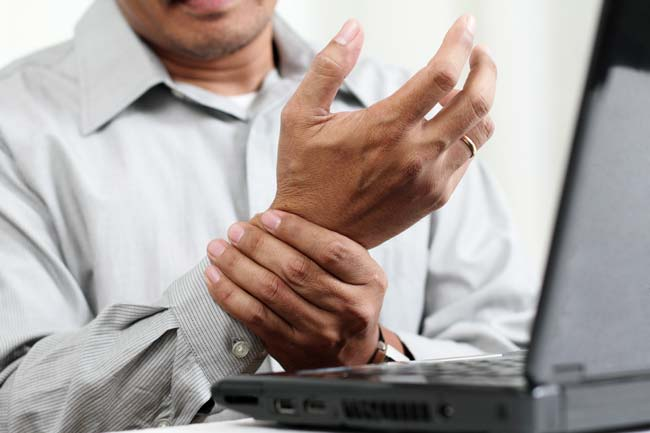 Is this tingling feeling carpal tunnel syndrome?