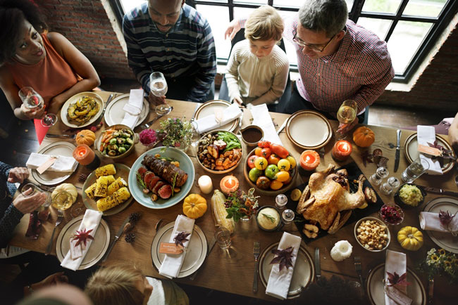 Healthy eating hacks for Thanksgiving dinner