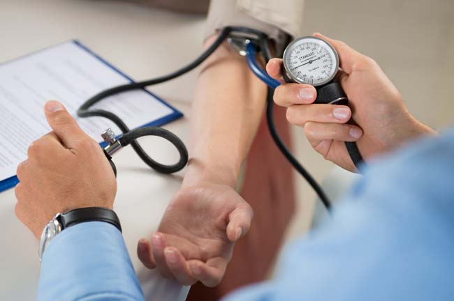 updated blood pressure guidelines
