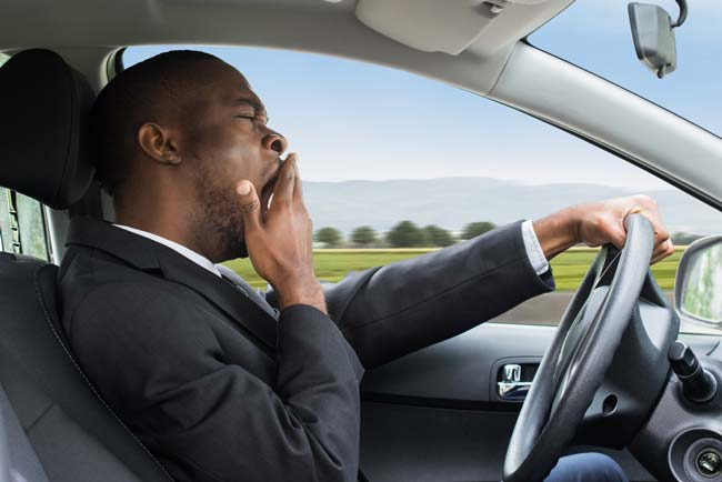 Get the facts about drowsy driving