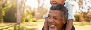 3 ways spending time with kids benefits senior health