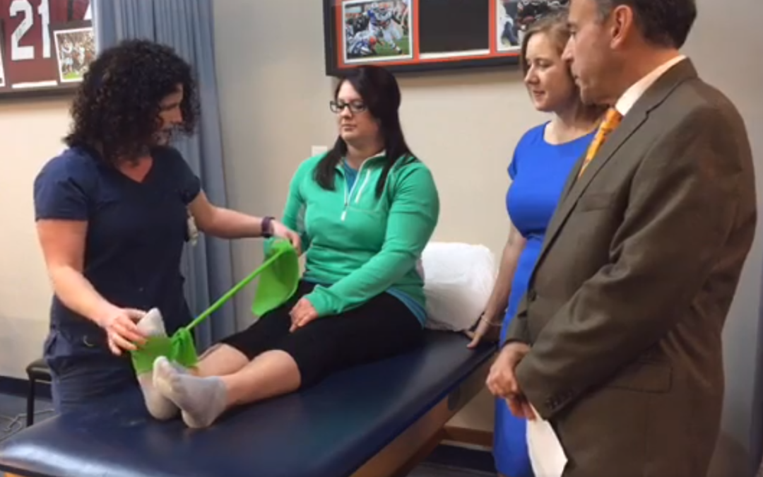 Sports-related injuries at the walk-in clinic
