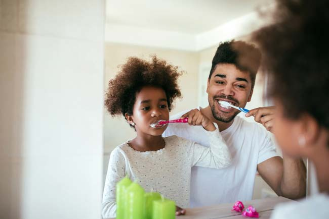 kids and dental health