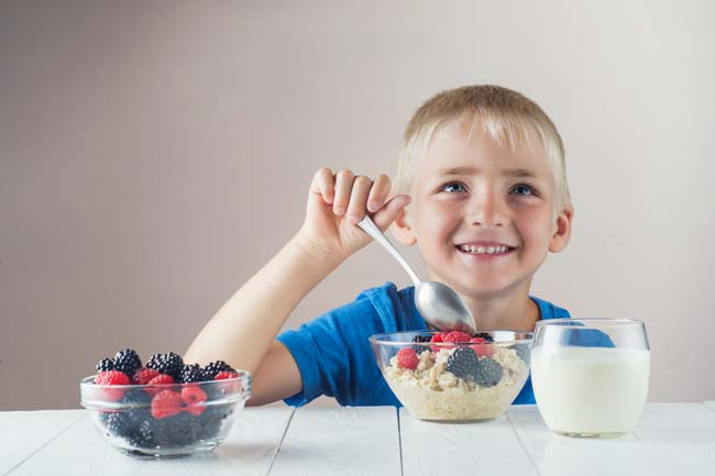 A brain boost: Top brain foods for kids