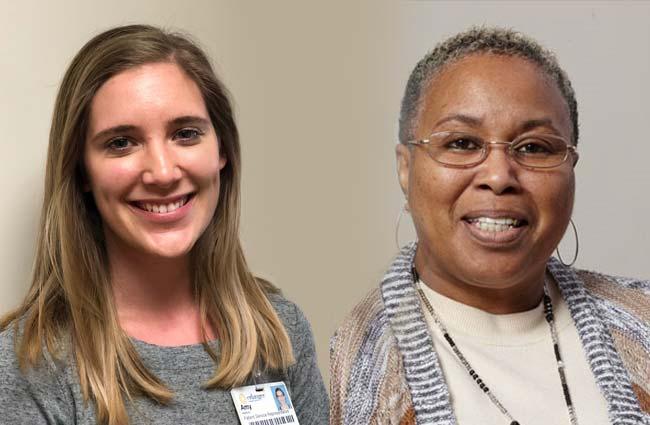 Employee Spotlight: Serena McSears and Amy Jo Watkins