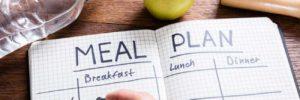 Nutrition Nook: Meal Planning