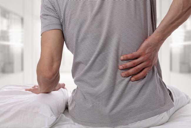 back pain and mattress