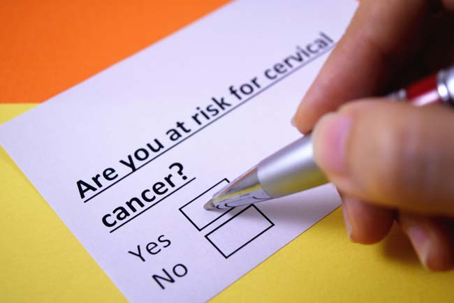 Stopping cervical cancer in its tracks