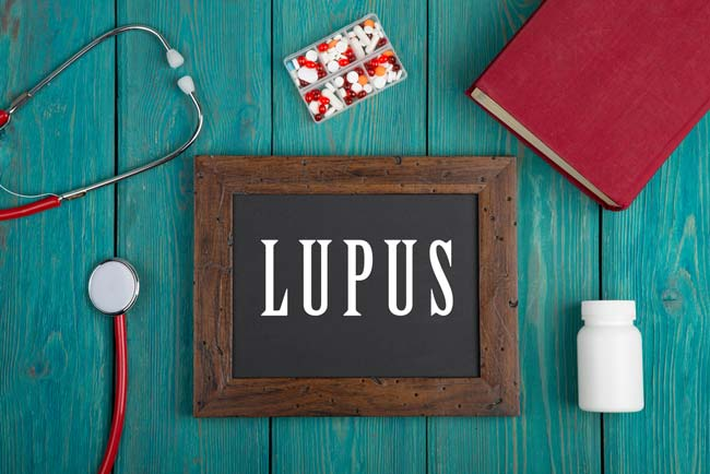 Spreading the word about lupus