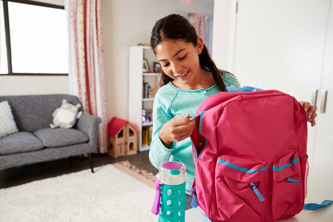 Back-to-school basics: Choosing the right backpack