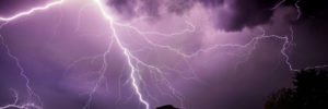 When the thunder rolls…and the lightning strikes — lightning safety