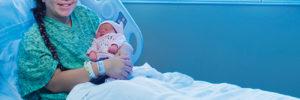 Erlanger East Hospital receives prestigious baby-friendly designation
