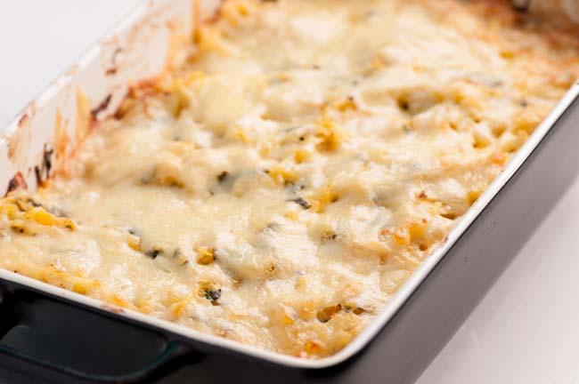 Healthy Recipe: Spaghetti Squash Casserole