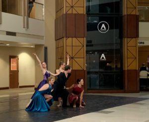 Chattanooga Ballet at Erlanger Medical Mall