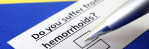 No need to suffer in silence: What to know about hemorrhoids
